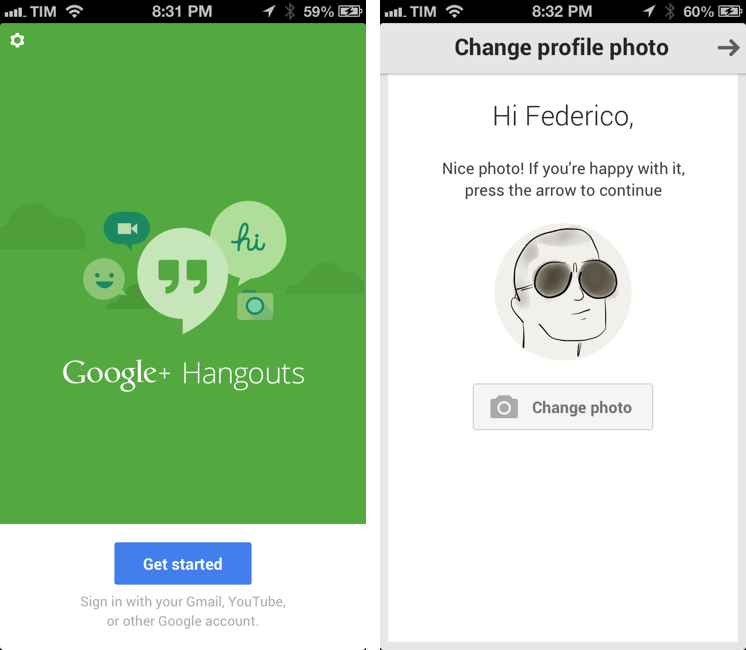 "Google Launches ""Hangouts"" Messaging Service for iOS, Android, and Web"