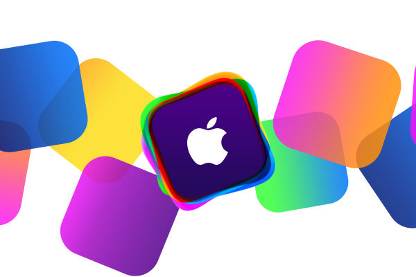 Get Hype for WWDC 2013 With These Colorful Wallpapers